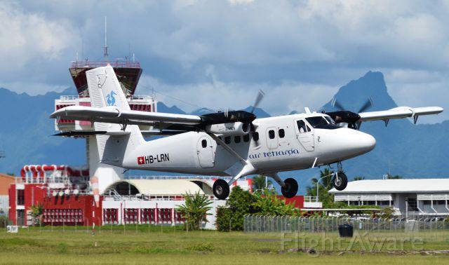 De Havilland Canada Twin Otter (HB-LRN)