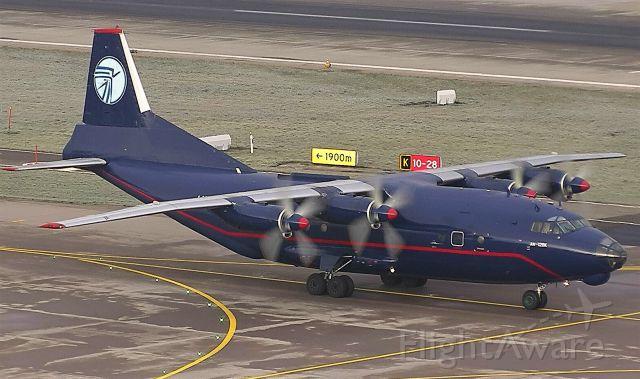 Antonov An-12 (UR-CGV)