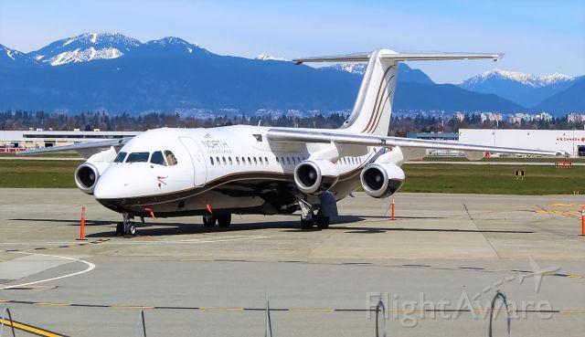 Avro RJ-100 Avroliner (C-FSUA) - Please view in full