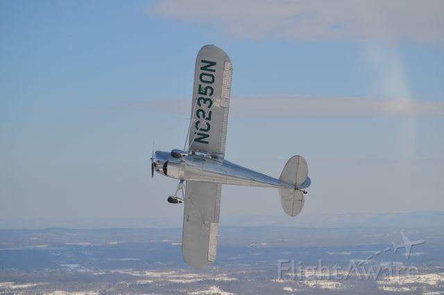 Cessna 140 (NC2350N)