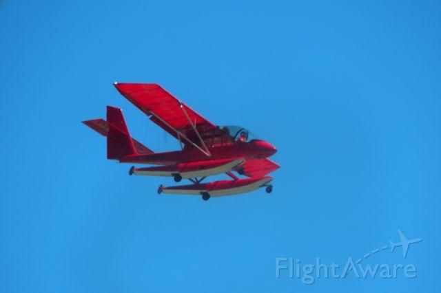LOCKWOOD Air Cam (N707CS)