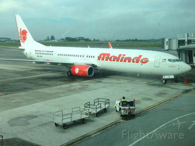 Boeing 737-900 (9M-LNF) - Malindo Air