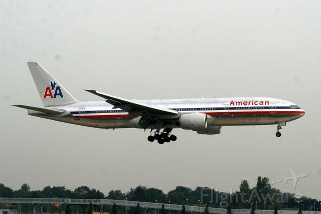 Boeing 777-200 (N794AN) - 17-Sep-08