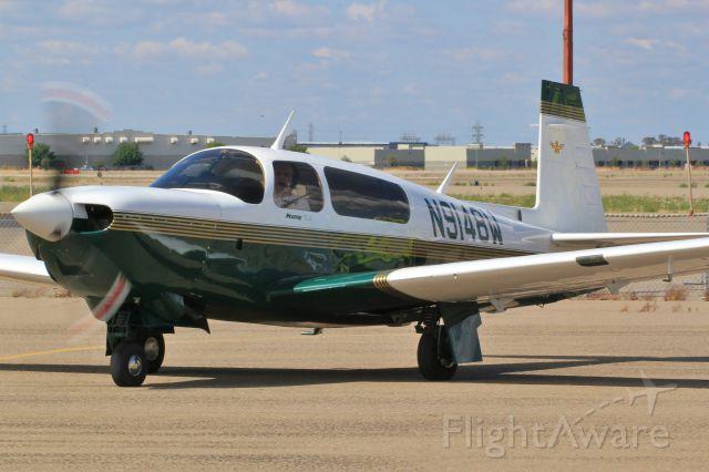 Mooney M-20 Turbo (N9148W) - 6-2-2011