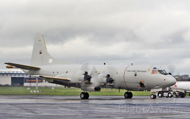 Lockheed P-3 Orion — - portuguese air force p-3c orion 14809 arriving in shannon from beja 28/2/19.