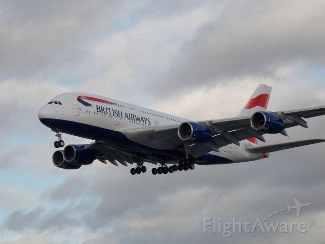 Airbus A380-800 (G-XLEJ)