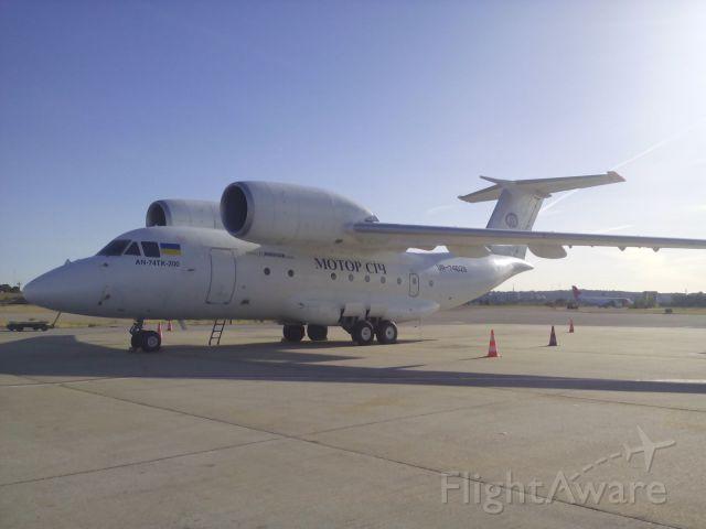 Antonov An-74-200 (UR-74026)