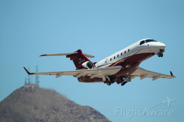 Embraer Legacy 550 (N459M)