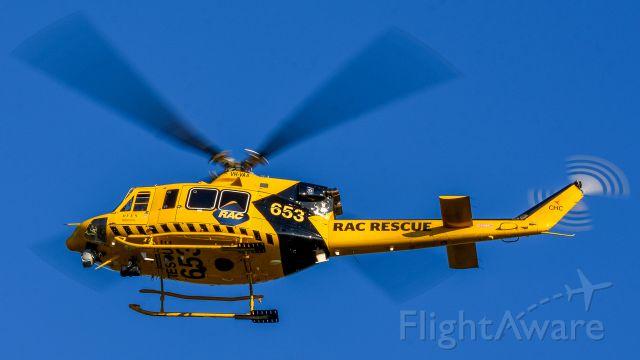 Bell 412 (VH-VAA)