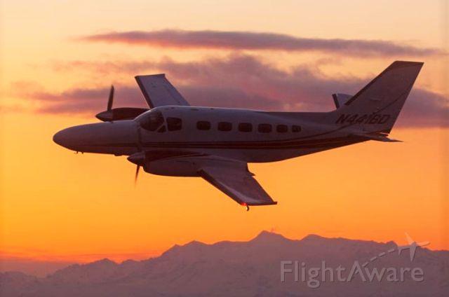 Cessna Conquest 2 (SVX42) - Photo by Greg Martin