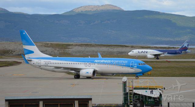 Boeing 737-800 (LV-FQB)