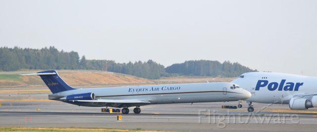 McDonnell Douglas MD-80 (N963CE)