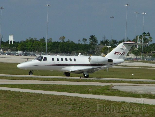 Cessna Citation CJ2+ (N85JV)