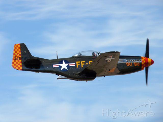 North American P-51 Mustang (N514NH)