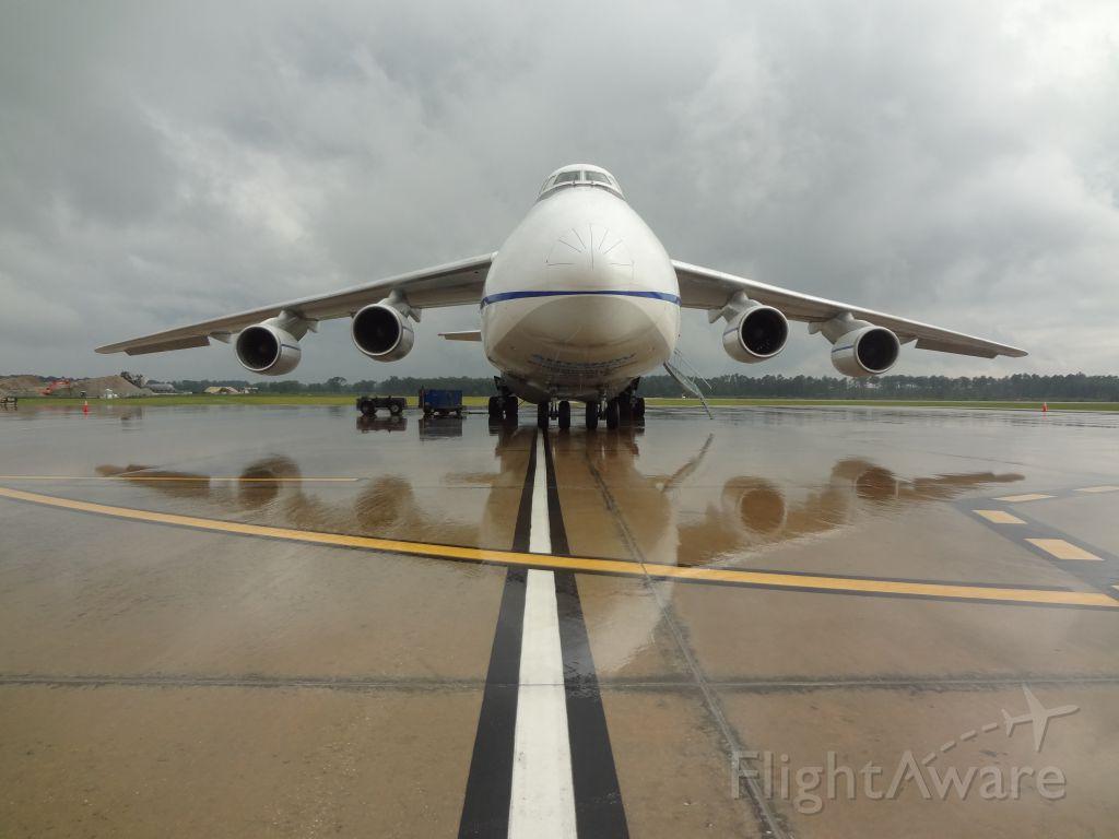 Antonov An-12 — - AN-124