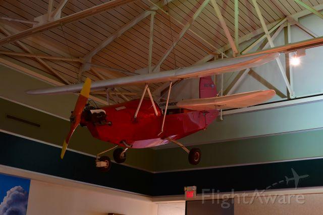 Experimental  (N9274E) - Homebuilt Experimental Mignet Flying Flea 293 N9274E in Marquette, MI