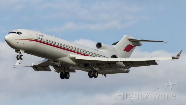 BOEING 727-200 — - Classic B727-200 Super, approaches LHR, very rare sighting now.