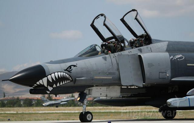 McDonnell Douglas F-4 Phantom 2 — - KONYA AIR BASE TURKIYE