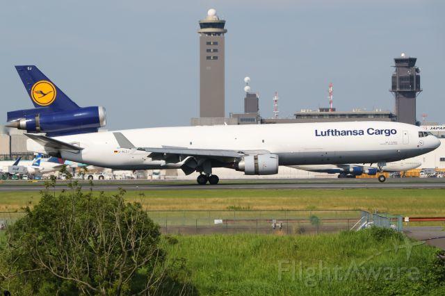 Boeing MD-11 (D-ALCJ)