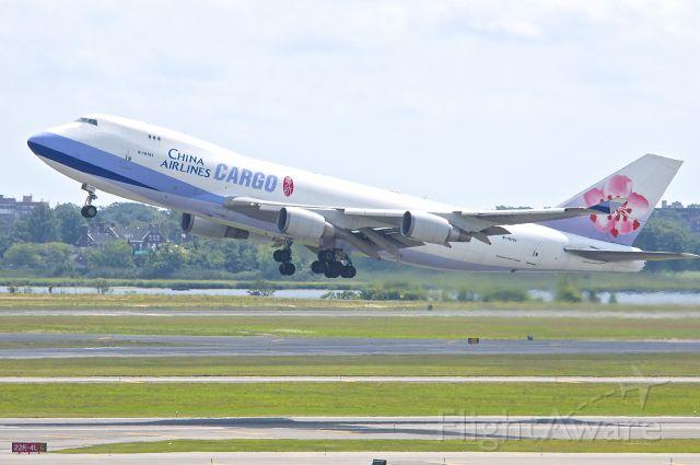 Boeing 747-400 (B-18701)