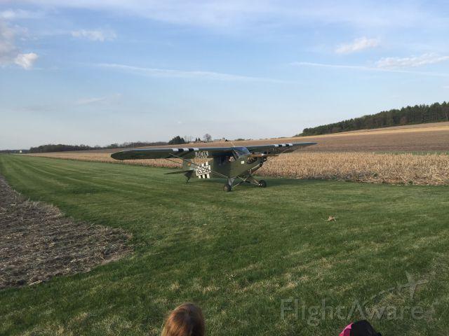 Piper L-18B Cub Special (N532AK)