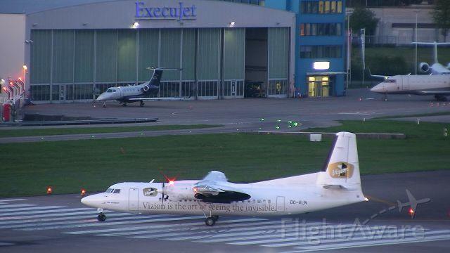 Fokker Maritime Enforcer (OO-VLN)