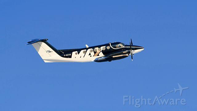 Beechcraft Super King Air 200 (C-GCVS) - MAX210