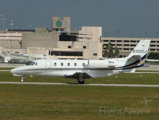 Cessna Citation V (N100CJ)