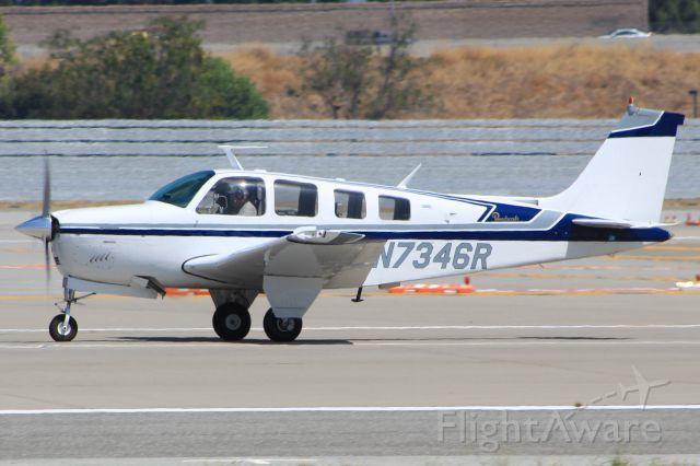 Beechcraft Bonanza (36) (N7346R)