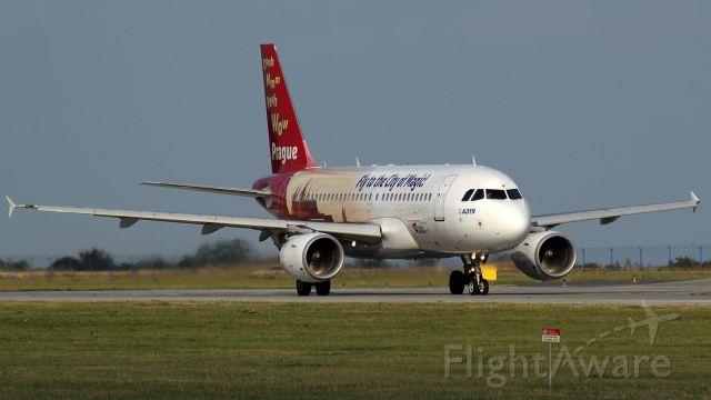 Airbus A319 (OK-NEP)