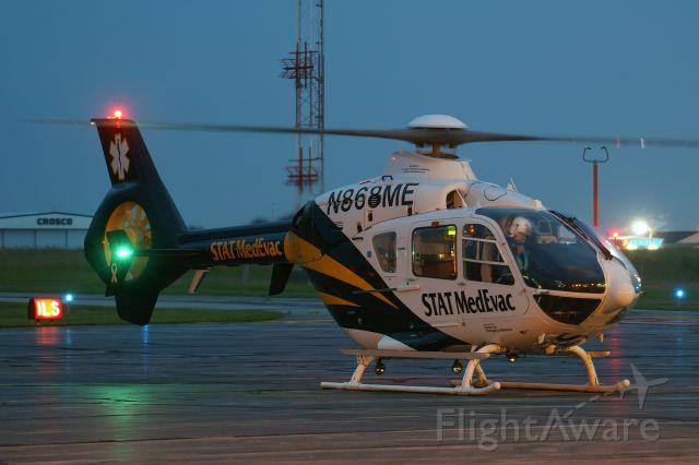 Eurocopter EC-635 (N868ME)