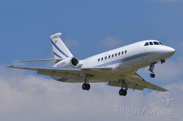 Dassault Falcon 2000 (N620MS)
