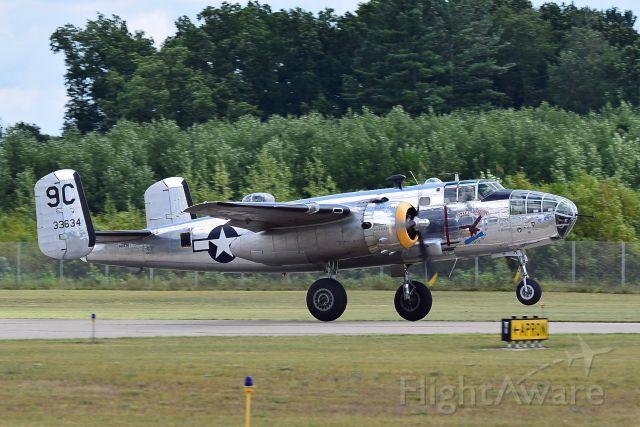 North American TB-25 Mitchell (N1042B)