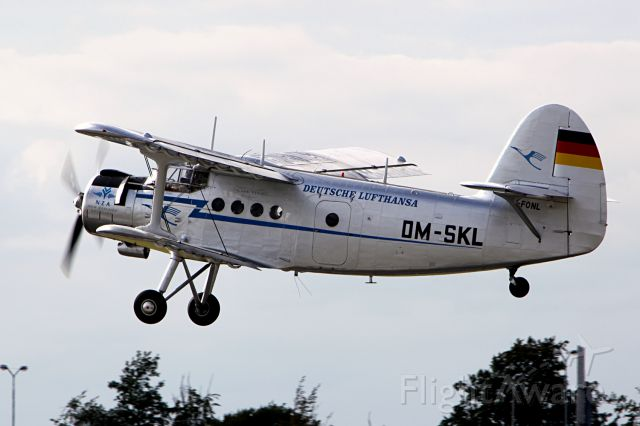 Antonov An-2 (D-FONL)
