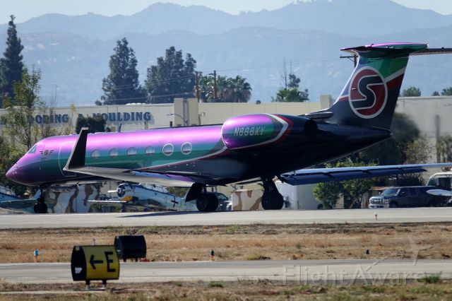Gulfstream Aerospace Gulfstream V (N888XY)