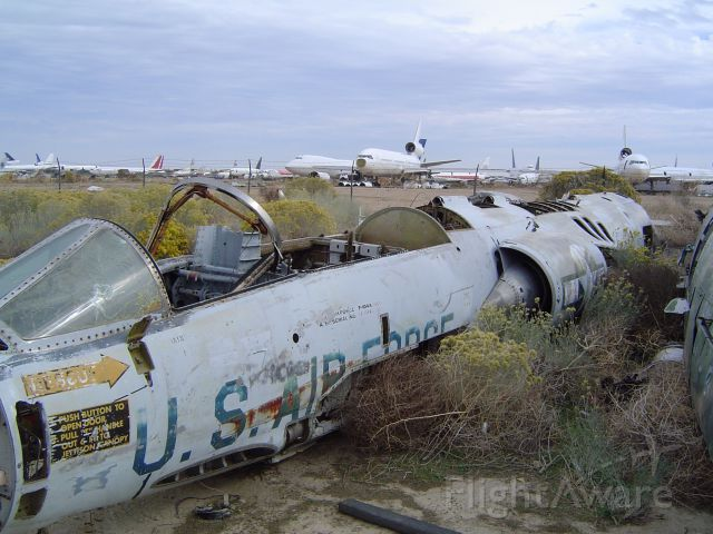 Canadair CL-201 Starfighter — - VERY SAD. IN IT