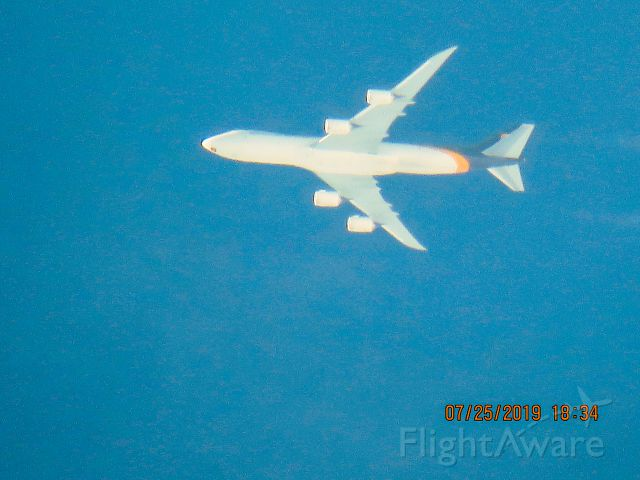 BOEING 747-8 (N615UP)