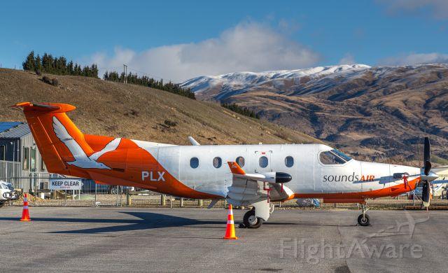 Pilatus PC-12 (ZK-PLX)