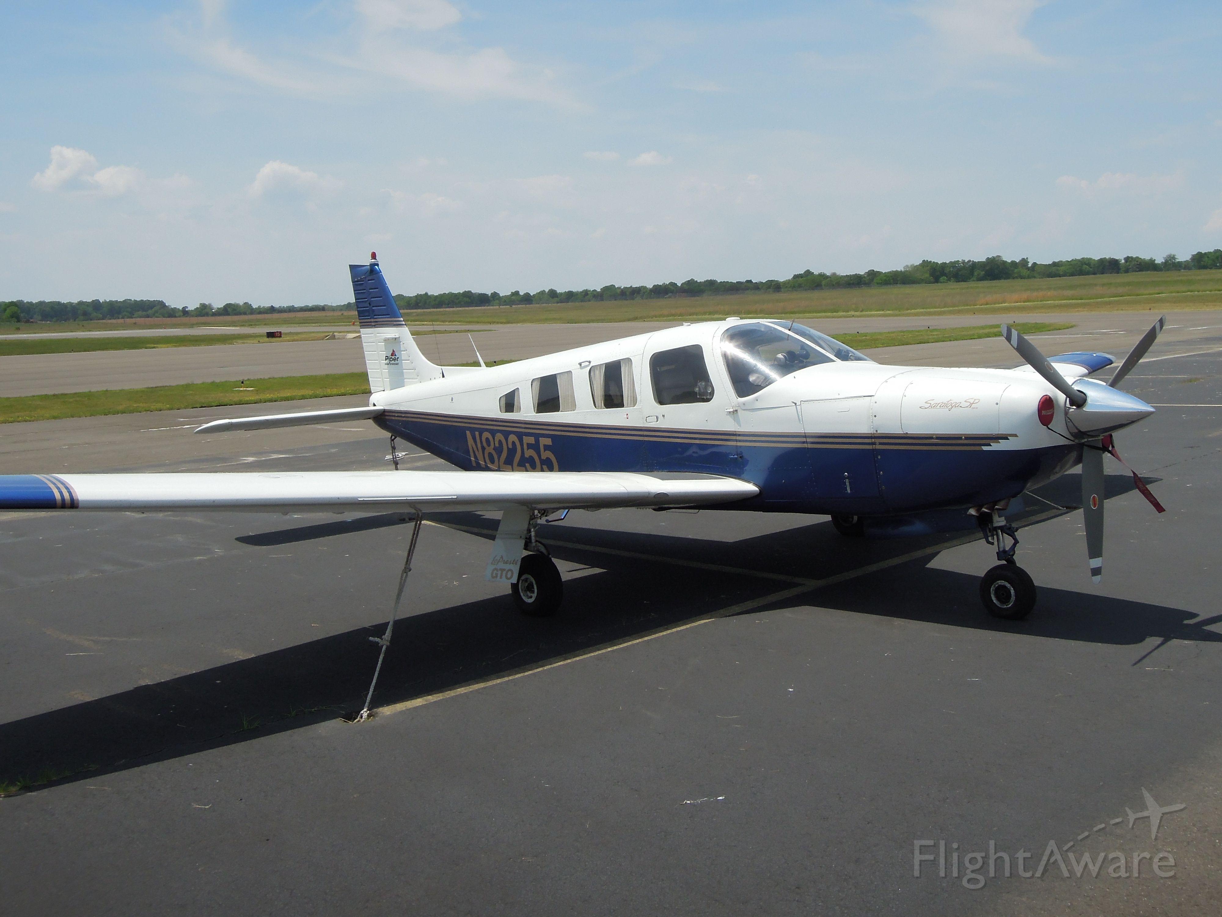 Piper Saratoga (N82255)
