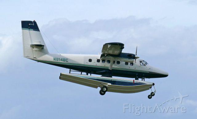 De Havilland Canada Twin Otter (N814BC)
