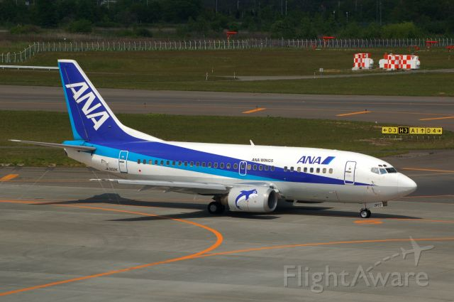 Boeing 737-700 (JA302K) - 2012-05-30