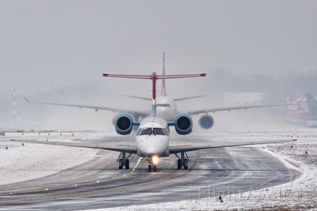 Embraer ERJ-145 (LX-LGI)