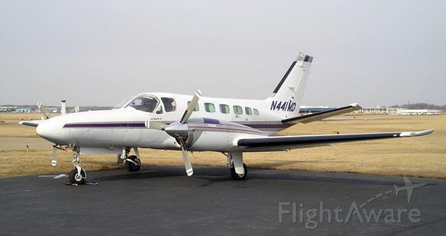 Cessna Conquest 2 (N441MD) - 1979 Cessna 441 Conquest II