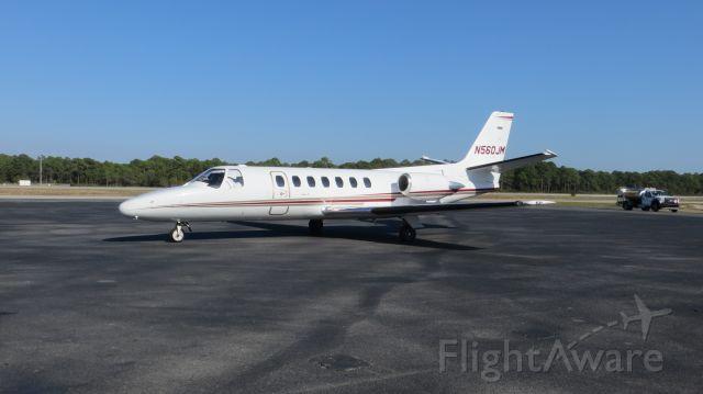 Cessna Citation V (N560JM)