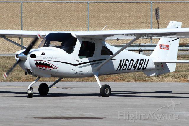 Cessna Skycatcher (N6048U)