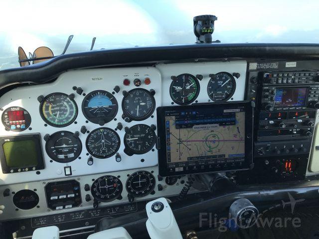 Beechcraft Bonanza (33) (N219JH)