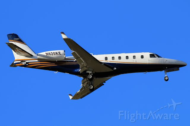 IAI Gulfstream G100 (N620KE) - Arriving from Opa Locka, FL (KOPF) to Pavas, Costa Rica (MRPV). Spotted from my backyard :). New scheme.