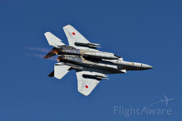 McDonnell Douglas F-15 Eagle (72-8889)