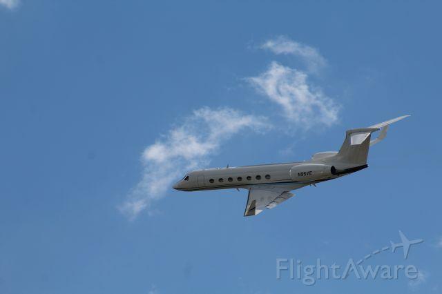 Gulfstream Aerospace Gulfstream V (N95VE)
