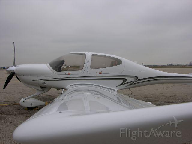 Diamond Star (N367DS) - Capital City Aviation rental aircraft